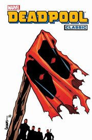 Deadpool Classic Tom 8, Tieri Frank, Scalera Buddy