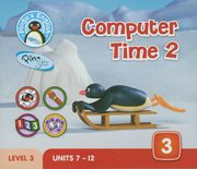 Pingu's English Computer Time 2 Level 3, Hicks Diana, Scott Daisy, Raggett Mike