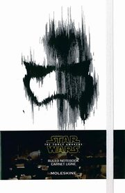 Notes Moleskine L Star Wars VII,